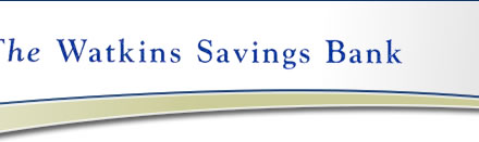 Watkins Savings Bank